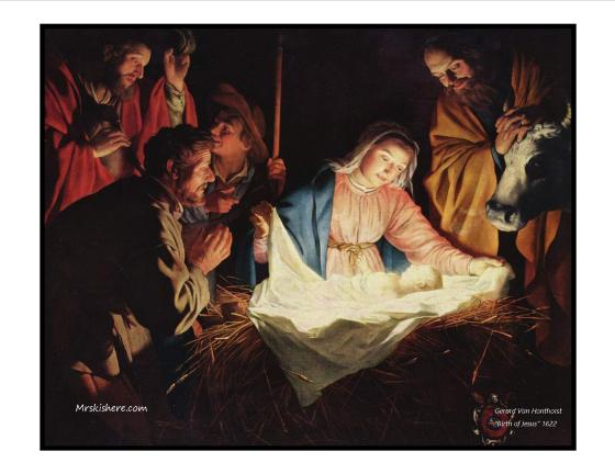 Birth of Jesus Blog Pic